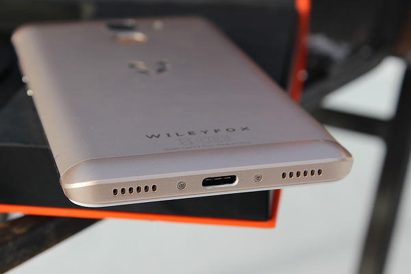 фотографии Wileyfox Swift 2 Plus