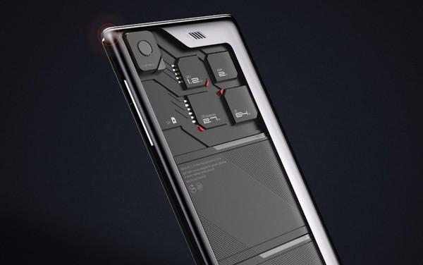 Модульный смартфон ZTE