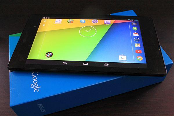 Google Nexus 7 2013 LTE