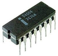 Первый микропроцессор Intel 4004