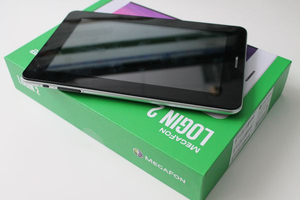 обзор планшета мегафон логин 2
