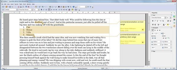 Вышла новая версия Apache OpenOffice 4.1