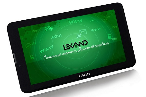 Фотографии автомобильного планшета Lexand SC7 Pro HD