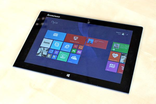 фотографии планшета Lenovo Miix 2 10