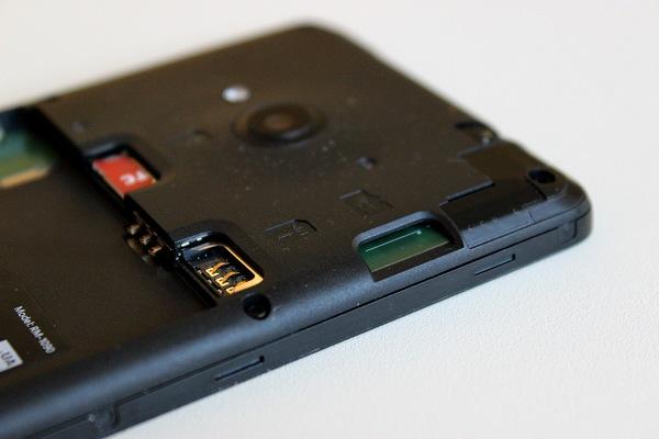 Фото смартфона Microsoft Lumia 535 Dual SIM