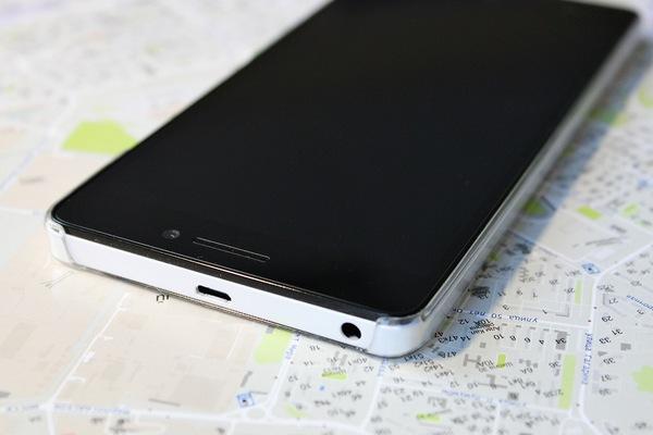 Фотографии 5,5-дюймового смартфона Lenovo A7000