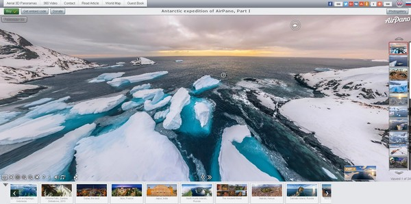 airpano.com — смотрим красивые масштабные панорамы со всех уголков света