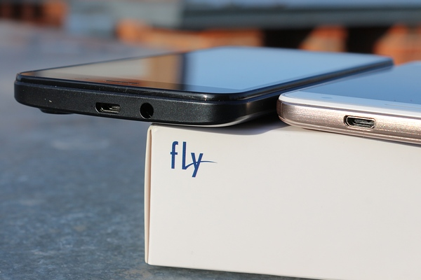 Плюсы, минусы и характеристики смартфона Fly FS508 Cirrus 6