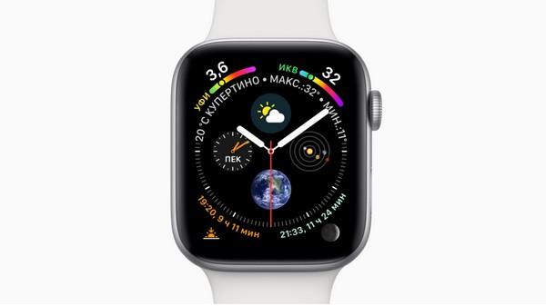 цена Apple Watch Series 4