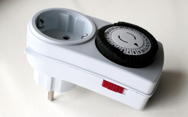 электрический таймер розетка инструкция - фото 6