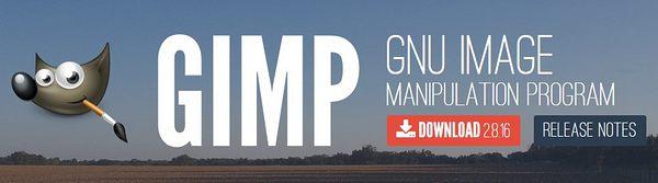 GIMP 2.8.16 вышел в честь 20-летия программы