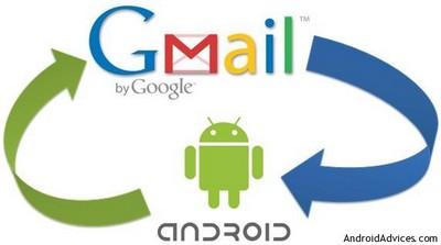 Как синхронизировать контакты телефона и gmail